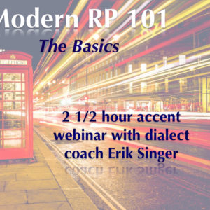 Modern RP 101—The Basics