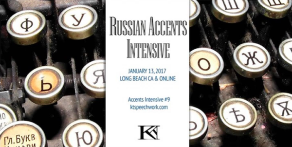 Russian Accents Intensive